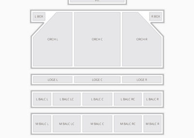 Hanover Theatre Seating Chart Broadway Tickets National