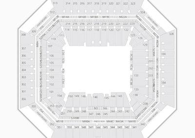 Hard Rock Stadium Concert Seating Chart