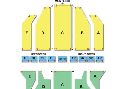 Hoyt Sherman Place Seating Chart