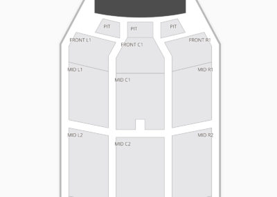 Keswick Theatre Seating Chart