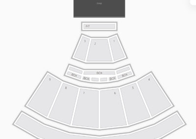 KeyBank Pavilion Seating Chart Concert