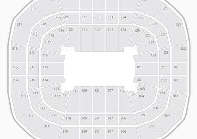 Kohl Center Seating Chart Concert