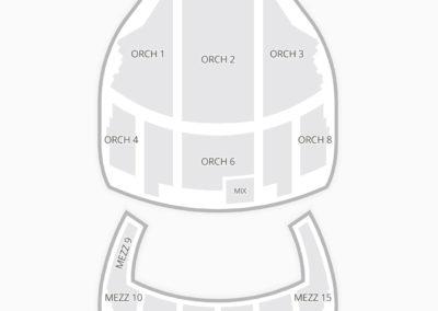 Loew's Kings Theatre Seating Chart - Brooklyn
