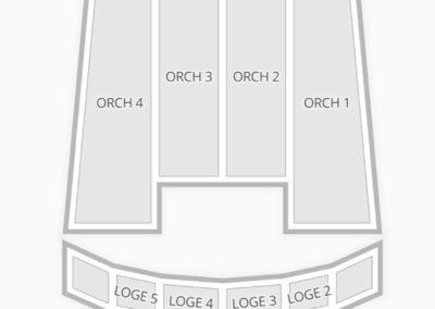 Louisville Palace Seating Chart
