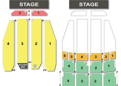 Louisville Palace Seating Chart Theatre