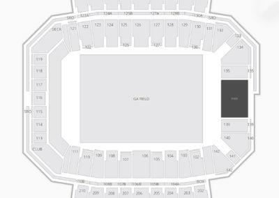 MAPFRE Stadium Concert Seating Chart