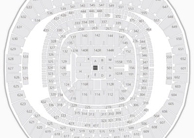 Mercedes-Benz Superdome Wwe Seating Chart