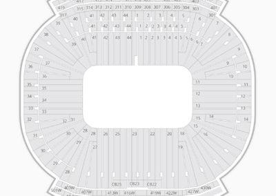 Michigan Stadium Concert Seating Chart