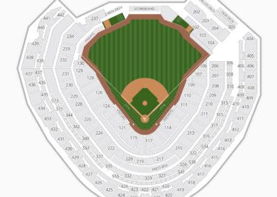 Milwaukee Brewers Seating Chart