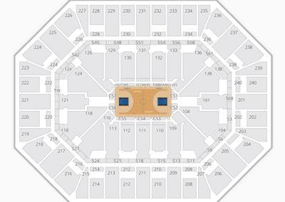 Minnesota Lynx Seating Chart