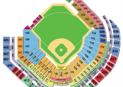 Minute Maid Park Baseball Seating Chart