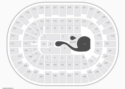Nassau Coliseum Concert Seating Chart