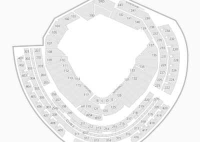 Nationals Park Concert Seating Chart