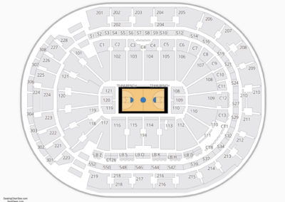 Nationwide Arena Seating Chart NCAA Womens Basketball