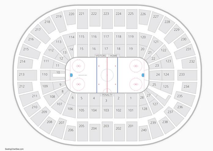 New York Islanders Seating Chart