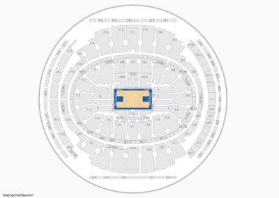 New York Knicks Seating Chart