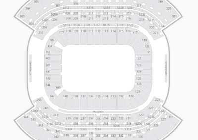 Nissan Stadium Concert Seating Chart