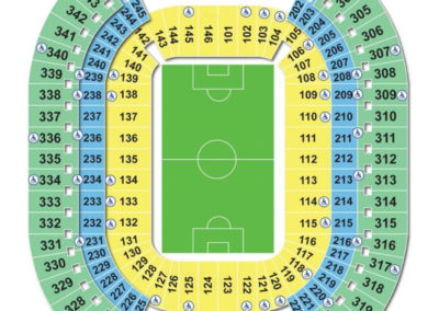 Nissan Stadium Soccer Seating Chart