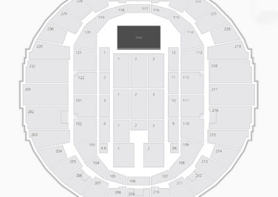 Norfolk Scope Arena Seating Chart Concert
