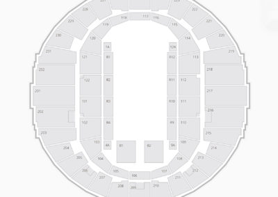 Norfolk Scope Arena Seating Chart Dance Performance Tour