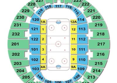 Norfolk Scope Arena Seating Chart Hockey