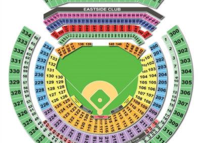 Oakland Alameda County Coliseum Seating Chart Baseball