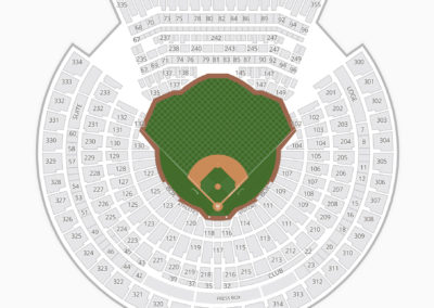Oakland Athletics Seating Chart