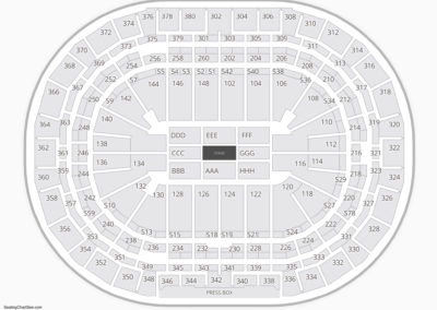 Pepsi Center Comedy Seating Chart