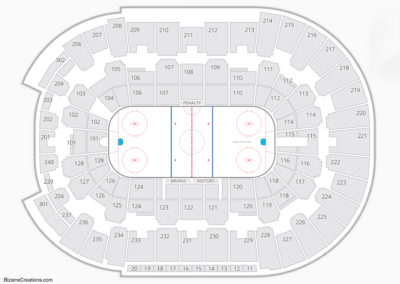 Providence Bruins Seating Chart