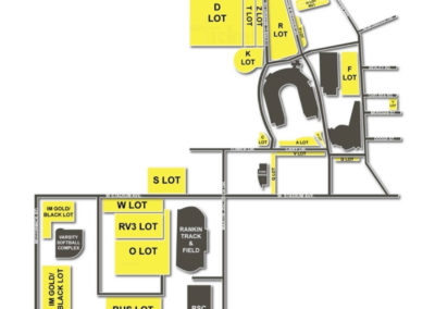 Ross Ade Stadium Parking Lot