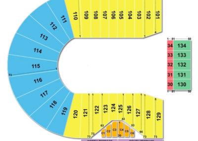Ross-Ade Stadium Seating Chart Concert