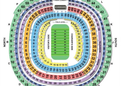 Sdccu Stadium Seating Charts Views Games Answers Cheats