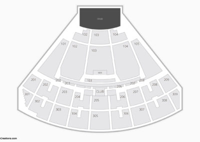 Smart Financial Centre Seating Chart