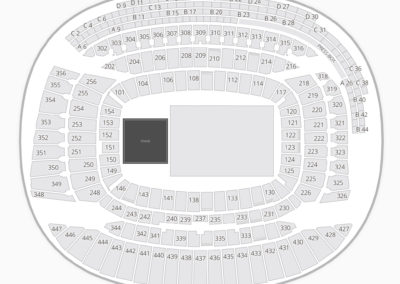 Soldier Field Seating Chart Concert