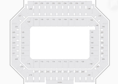 Stanford Stadium Seating Chart Concert