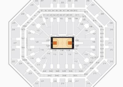 Talking Stick Resort Arena Seating Chart