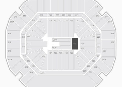 Thompson Boling Arena Concert Seating Chart