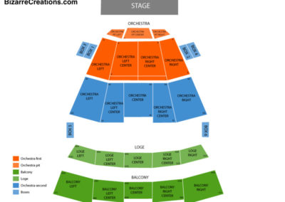 Times-Union Center Jacksonville Seating Chart