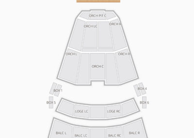 Times-Union Center Seating Chart