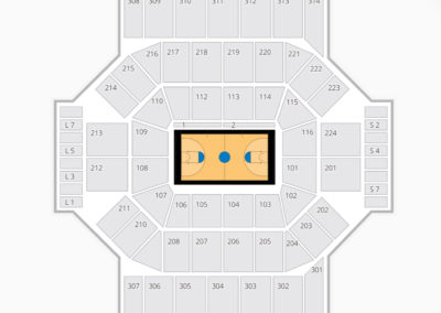 UD Seating Chart