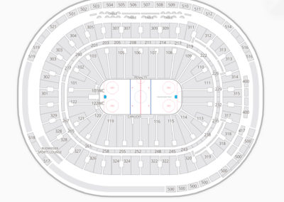 Vancouver Canucks Seating Chart