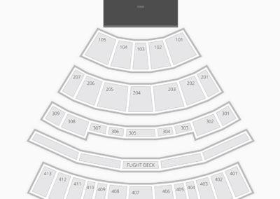 Verizon Theatre Seating Chart Grand Prairie