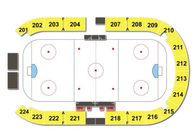 Von Braun Center Arena Seating Chart VBC