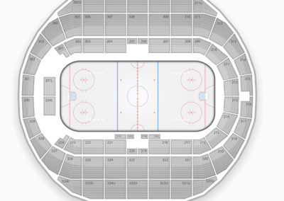 Von Braun Civic Center Arena Seating Chart