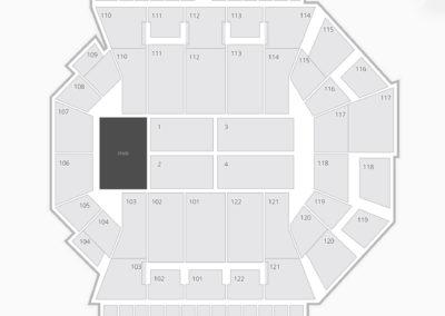 Watsco Center Seating Chart Concert