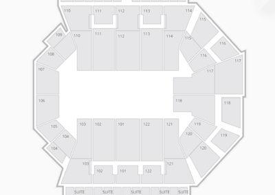 Watsco Center Seating Chart Wwe
