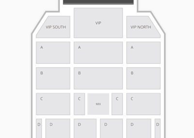 Winstar Casino Seating Chart Concert