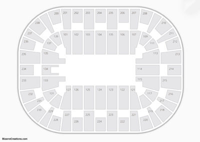 Wolstein Center Seating Chart Concert